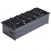 Stanton RM-416 4-Channel DJ Mixer with USB Interface - 4U
