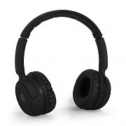 iDance Blue100 Bluetooth Hands-Free Headphones - Black