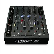 Allen & Heath Xone:42 Professional 4 Channel Club/ DJMixer USB