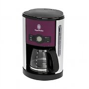 Russell Hobbs 18499 Heritage Digital Coffee Machine - Purple Passion