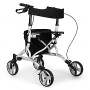 Sven Assistant Walker on Wheels Aluminium Frame Carry Bag <286lbs Max