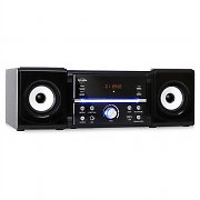 Inovalley CH10CD Stereo System USB SD MP3 CD Player -Black