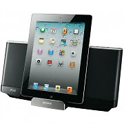 Sony RDP-XF300iP Portable Bluetooth iPad/iPhone/iPod Speaker Dock Radio