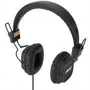 Marshall Major FX Headphones Black Hands-Free In-Line Microphone