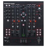 American Audio 14 MXR 4 Channel DJ Mixer USB MIDI PC MAC