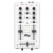 IK Multimedia iRig MIX DJ Mixer Interface iOS iPhone/iPod/iPad Android