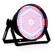 Ibiza LP64LED-FLAT LED Light Effect Flat RGBW 8-Channel DMX