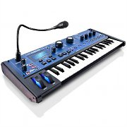 Novation MiniNova 37 Synthesizer 37 Keys Vocoder Microphone