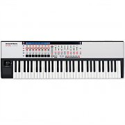 Novation 61SL MkII MIDI Keyboard USB 61 Keys PC Mac