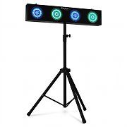 Ibiza LEDBAR4 Portable DJ PA LED Light Effect DMX Stand 576 RGBW 12V