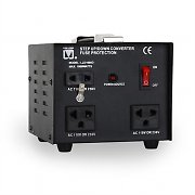 Lianlong TC1000 Up / Down Power Converter 1000W 110/120V <-> 220/240 V