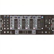 "Denon DN-X500 4-Channel Rack Mixer 19"" Lighting Output"