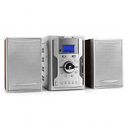 OneConcept WD001 Hifi MP3 CD Micro System USB SD FM AM