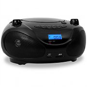 VOV Digital BB-2011BK Hifi Portable Stereo System USB SD MP3 AUX