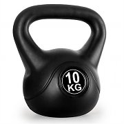 Klarfit Kettlebell 10kg Training & Fitness Weight - Black