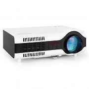 Klarstein Home Cinema LED HD-ready Projector HDMI USB VGA