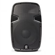 "Skytec SPJ1500A Active 15"" PA Speaker MP3 USB SD AUX 800W"