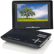"SEG DPP 1125 Portable DVD Player 7"" LCD Screen USB SD DVB-T"