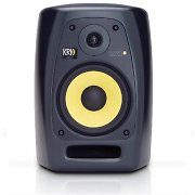 "KRK VXT-8 8"" Active Studio Monitor Desktop Speaker Black"