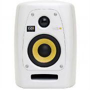 "KRK VXT-4 4"" Active Studio Monitor Desktop Speaker White"