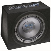 "Magnat Edition BS 30 In Car 12"" Subwoofer 800W - Black"