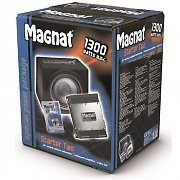 Magnat Starter Two Hi-Fi Car Set 2-Channel Amplifier Subwoofer 1300W
