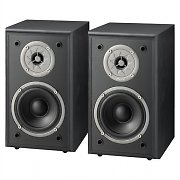 Magnat Monitor Supreme 100 Hifi Speaker Pair 200W - Black