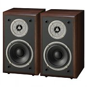 Magnat Monitor Supreme 100 Hifi Home Stereo Speaker Pair 200W - Mocha