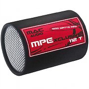 "Mac Audio MPE 112 T Hifi Car Cylinder 12"" Subwoofer 1000W"