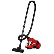 Winkel WS9 Bagless Vacuum Cleaner 1400W HEPA Filter - Red