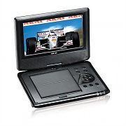 Akai ACVDS-955 Portable DVD Player 9&quot; LCD Display Screen USB SD