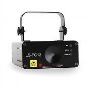 Beamz LS-FC12 Laser Red Green Blue Sound Activated