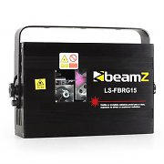Beamz LS-FBRG15 DJ Disco Laser Light Red Green Beam