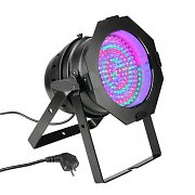 Cameo CLP64RGB10BS PAR64-LED Spotlight DMX Black