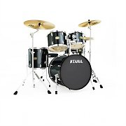 Tama Imperialstar IM50H6 5 Piece Drum Set - Black