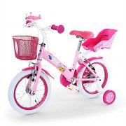"Hello Kitty ""Airplane"" Children's Bicycle 14"" with Training Wheels"