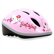 Hello Kitty Flowers Kids Bike Helmet Size L 52-56cm