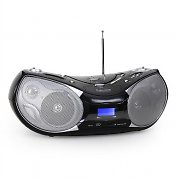 Majestic AH 231 Portable Boombox CD MP3 USB SD AUX