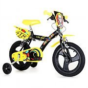 "Dino VR-46 Valentino ""The Doctor"" Rossi 14"" Children's Bicycle"