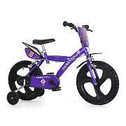"Dino Fiorentina FC 16"" Children's Bicycle - Violet"