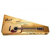 Cort E-Acoustic Guitar Gig Bag Tuner Set