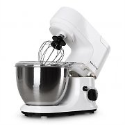Klarstein Carina Bianca  Food Processor Mixer 800W 4L White