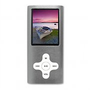 Inovalley MP04 Portable MP3 / MP4 Player FM Radio 4GB