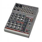 Phonic AM105FX 10-Channel PA & Studio DJ Mixer