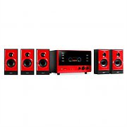OneConcept V51 Active 5.1 Surround Sound System USB SD AUX