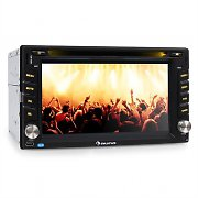 Auna MVD-480 Car Stereo Multimedia Bluetooth player DVD CD MP3 USB SD