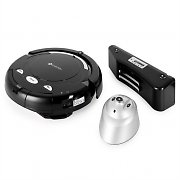 Klarstein Cleanfriend Robotic Vacuum Cleaner Black