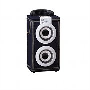 Trevi KBB-300 Stylish Portable Boombox Speaker USB SD AUX
