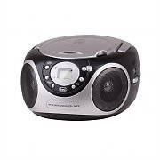 Trevi CMP-522 Portable Boombox Ghettoblaster CD MP3 WMA Black