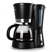 Klarstein Sunday Morning Coffee Machine 900W 1.5 Litre Black